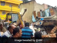बेंगलुरु : रिहायशी इमारत का एक हिस्सा गिरा, 7 लोगों की मौत, मुआवजे का ऐलान...