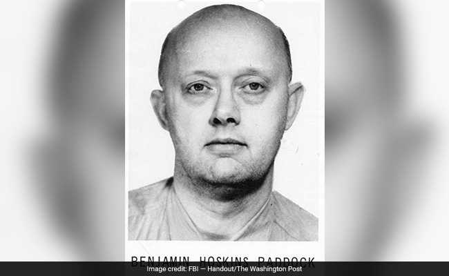 Las Vegas Shooter's Father Was A Bank Robber; On FBI's Most Wanted List
