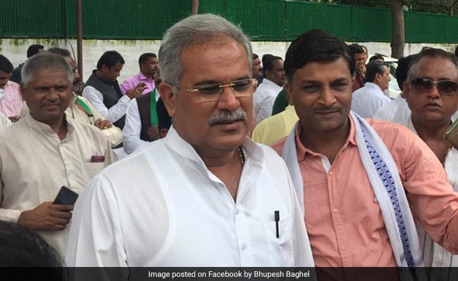 Befitting Reply To 'Corrupt' BJP: Chhattisgarh Congress Chief On Poll Lead