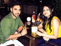 Bhuvneshwar Kumar Finally Reveals Mystery Girl's Photo From Dinner Date Almost 5 Months Ago