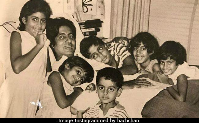Happy Birthday, Amitabh Bachchan. 10 Yaadein Bhari Photos, Ranked