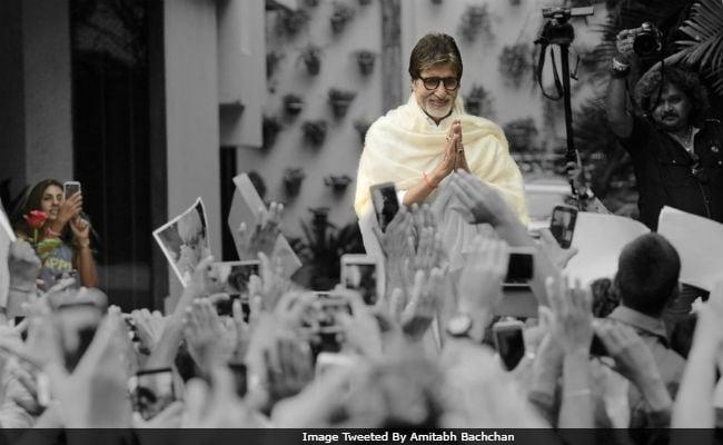 Happy Birthday, Amitabh Bachchan: 5 Best Sunday Pics, With Shweta And Aaradhya