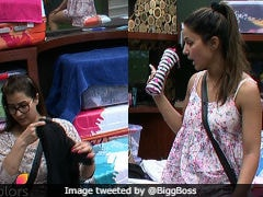 <i>Bigg Boss 11</i>, October 5, Written Update: Hina Khan Doesn't Like Shilpa Shinde. She Made It Obvious