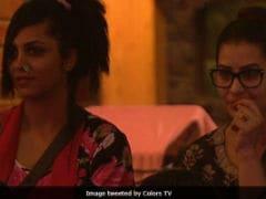 <i>Bigg Boss 11</i>, October10: In New Task, Shilpa Shinde Vs Arshi Khan?
