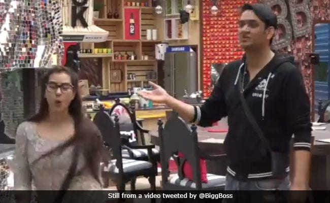Bigg Boss 11, October 5: Will Shilpa And Vikas Stop Bickering? We Think Not