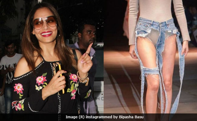 Bipasha Basu On Thong Jeans: 'No Like Naked Jeans'