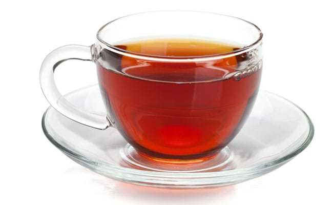 Black Tea Helps With Weight Loss