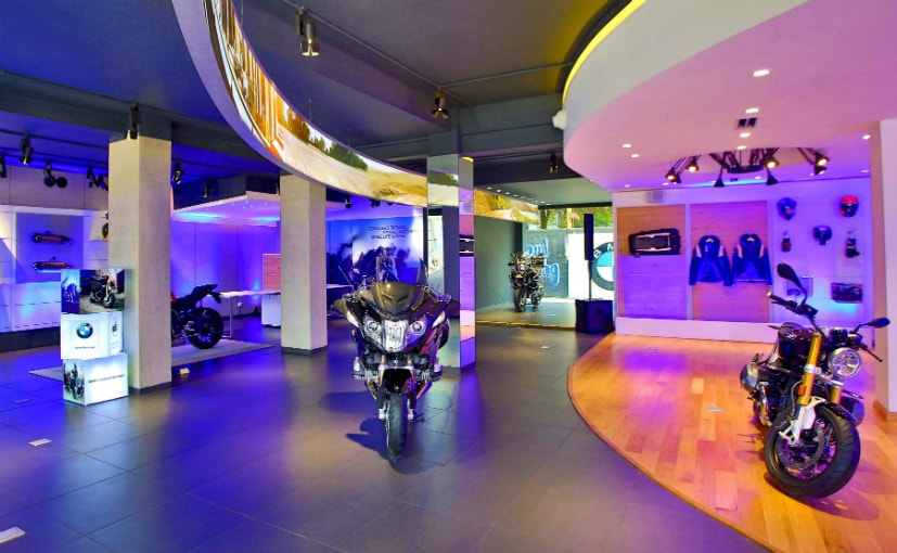 bmw motorrad dealership in delhi