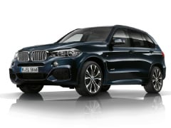 BMW Unveils X5 Special Edition And X6 M Sport Edition