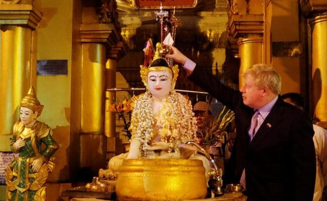 'Not Appropriate,' British Envoy Tells Boris Johnson Over Rudyard Kipling Poem In Myanmar