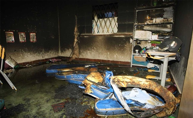 Guard Burns 4 Toddlers, Teacher To Death, Many Hurt