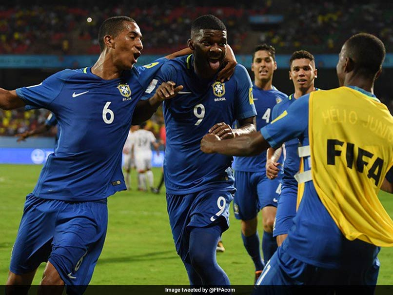 FIFA U-17 World Cup: Brazil Beat North Korea 2-0, Book Knock-Out Berth