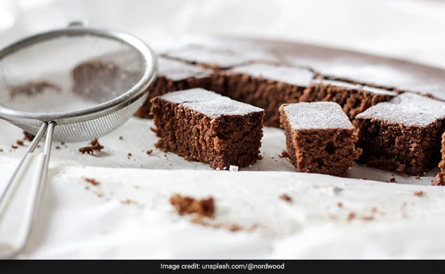 Low Fat Chocolate Brownie