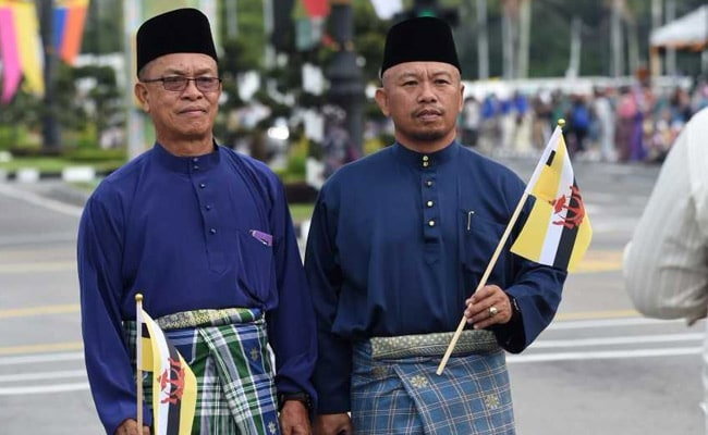 brunei golden jubilee celebrations