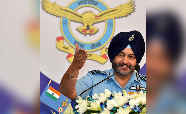 OUr air chief has A 'plan B'