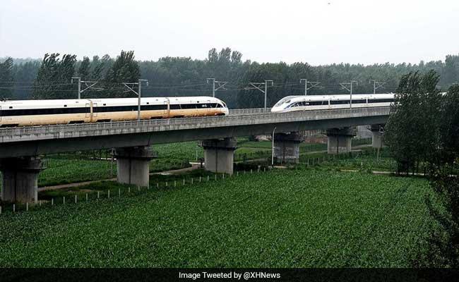 बेंगलुरु-चेन्नई रेल गलियारे की गति बढ़ाने के लिए चीन से ली जाएगी मदद