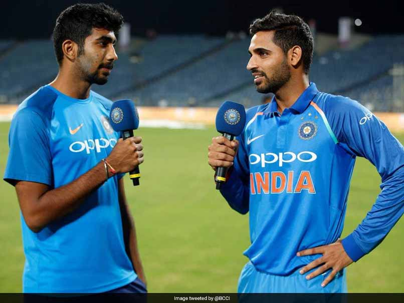 Bhuvneshwar Kumar Opens Up About His Newest 'Secret Weapon'