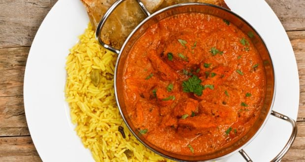 how to make butter chicken thicker