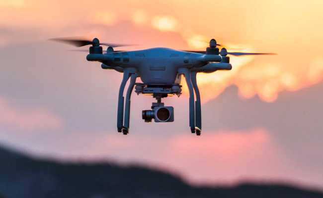 Online Registration For Drone Operation Starts