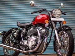 Carberry Motorcycle With 1000 cc Royal Enfield Engine Launched; Priced At Rs. 7.35 Lakh
