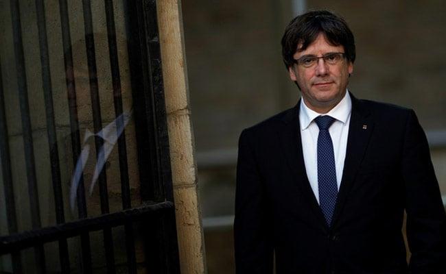 Catalan Leader Urges 'Mediation' In Referendum Crisis