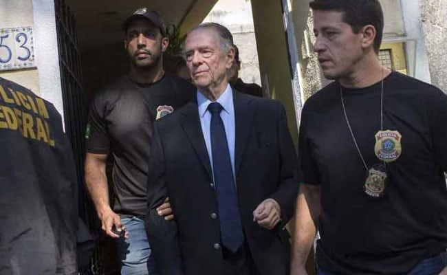 रियो ओलंपिक प्रमुख  कार्लोस नुजमैन जेल से छूटे, भ्रष्टाचार के आरोपों का करेंगे सामना