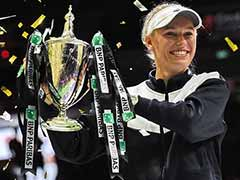 Caroline Wozniacki Ends Venus Williams Jinx To Win WTA Finals