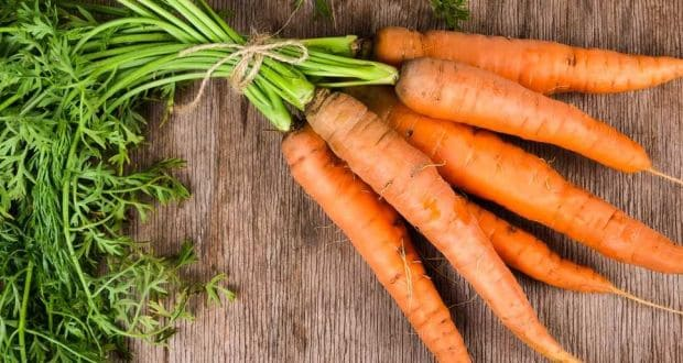 Improve Eyesight  for Carrots
