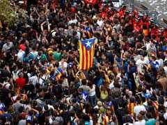 Spain Says Catalan Independence Response Unclear