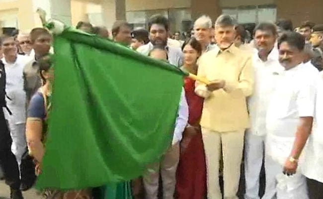 Naidu send farmers to Singapore to become entrepreneurs