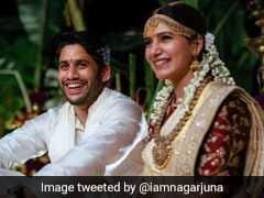 सामंथा रुथ प्रभू और चैतन्य नागा की शादी पर फैन्स ने कहा Congratulations #ChaySam