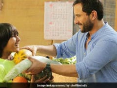 Today's Big Release: Saif Ali Khan's <i>Chef</i>