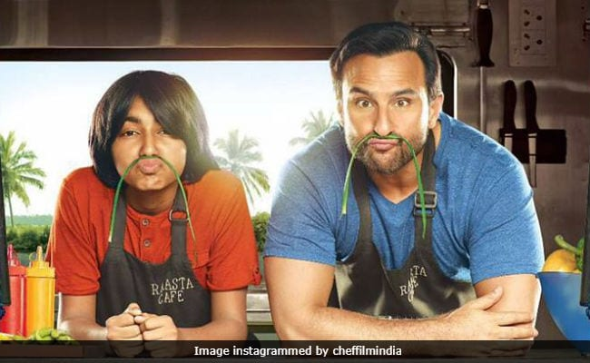Chef Box Office Collection Day 4: Saif Ali Khan's Film Scores Rs 3.85 Crore