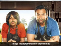 <i>Chef</i> Movie Review: Saif Ali Khan's Film Is Flavourless And Forgettable