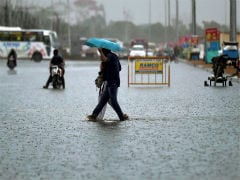 Rains Lash Several Parts Of Tamil Nadu, 1 Killed In Wall Collapse