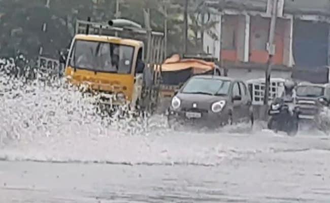 Chennai Schools, Colleges Shut Today, City Braces For Heavy Rain