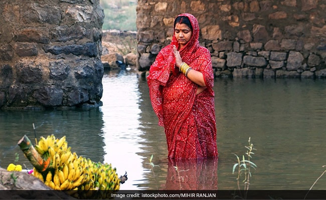 Security Stepped Up In Patna For Chhath Festival
