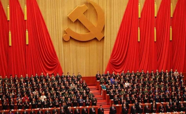 china communist party congress reuters
