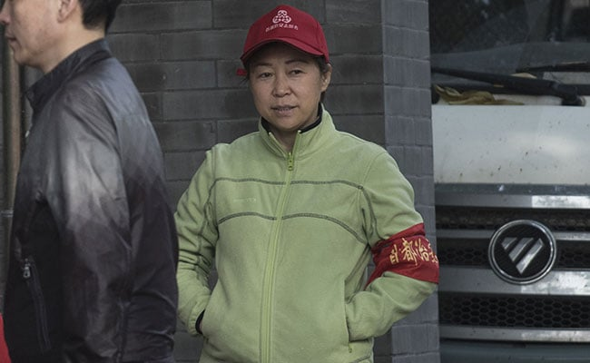 Xi's Eyes And Ears In Beijing: Red-Armband Army Of 'Volunteers'