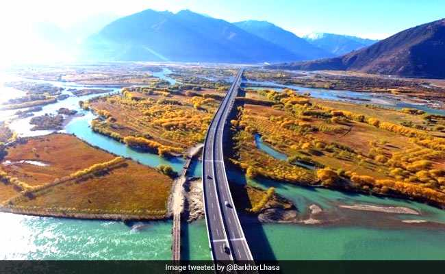 China Opens Expressway In Tibet, Near Arunachal Pradesh: Report