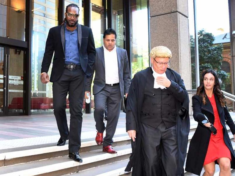 Masseuse Cried After Cricketer Chris Gayle 'Exposed Himself', Court is Told