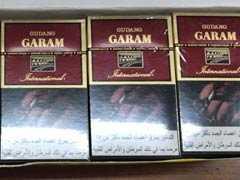 मिडिल ईस्ट से तस्करी करके लाई गई सात करोड़ की सिगरेट बरामद
