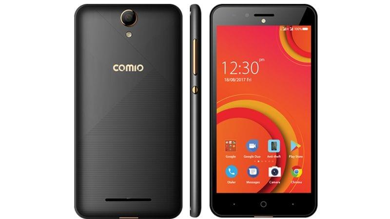 Comio C2 बजट स्मार्टफोन में है 4000 एमएएच बैटरी, जानें सारे स्पेसिफिकेशन