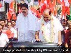 CPM Leader Used Mini Cooper For Yatra. BJP Says It Belongs To 'Smuggler'