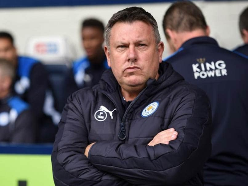 Leicester City Confirm Manager Craig Shakespeare Sacking
