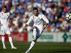 Late Cristiano Ronaldo Winner Rescues Real Madrid At Getafe