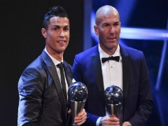 Cristiano Ronaldo Wins FIFA World Player Of The Year Award For Fifth Time