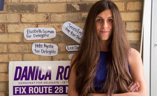 Transgender Metalhead,33, Makes Historic Run For US Office