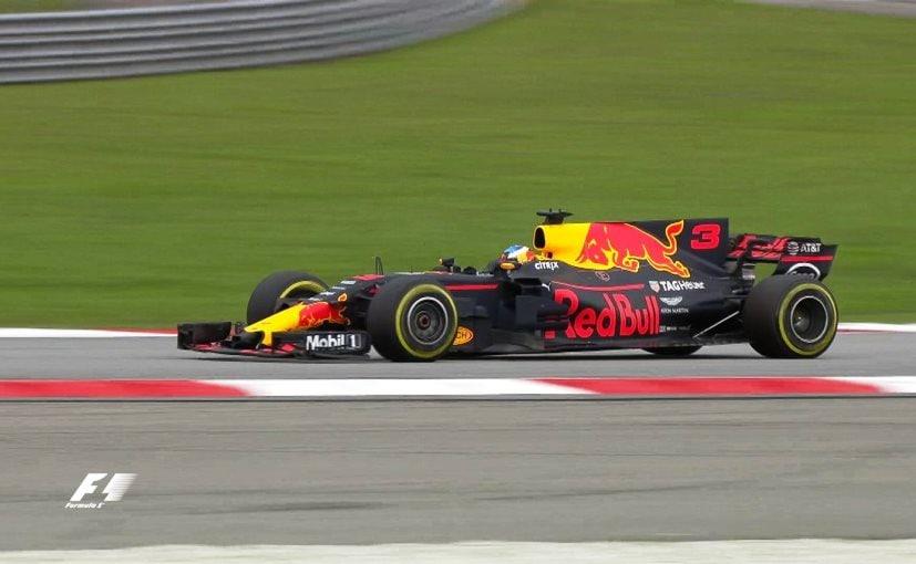 daniel ricciardo malaysia gp f1 2017