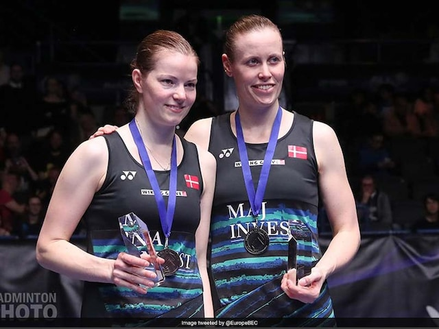 Danish Badminton Pair Reveals Relationship, Hopes It Wont Become Tough To Play In India